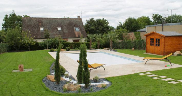 Aménagement de piscine Orléans Loiret 45