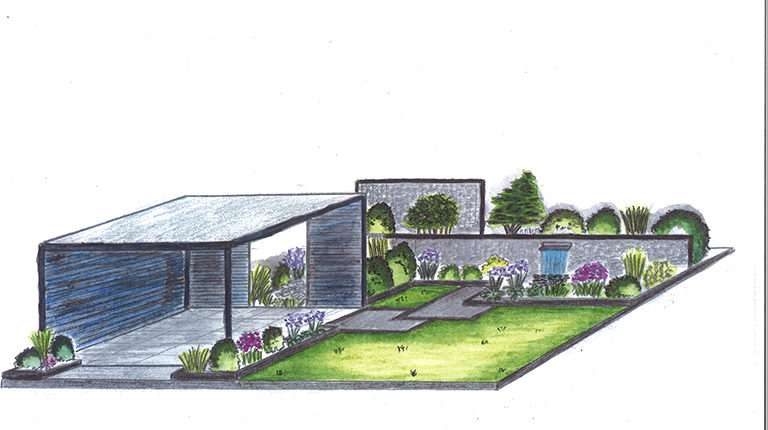 Hegy Paysage Orléans : conception, Création et entretien de jardins